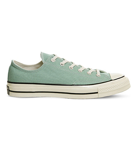 CONVERSE All Star OX 70s canvas trainers (Jaded+egret