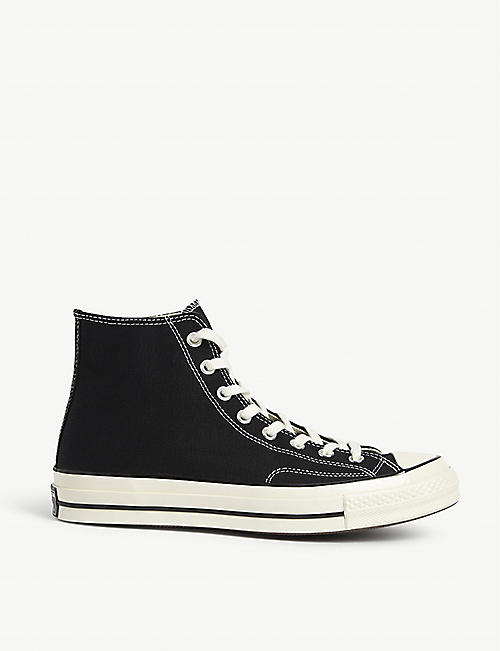 CONVERSE All Star canvas high-top trainers 666dbabfaf6fd