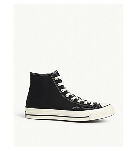 CONVERSE All Star canvas high-top sneakers (Black
