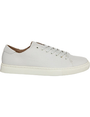 RALPH LAUREN Jermain leather trainers