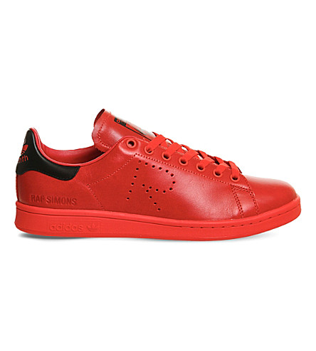 ADIDAS X RAF SIMONS Raf x Stan Smith leather trainers
