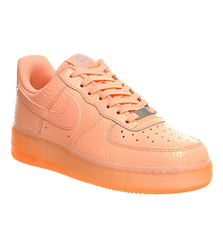 NIKE Air Force 1 '07 trainers (Sunset glow