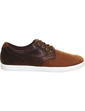 TIMBERLAND Fulk oxford leather shoes