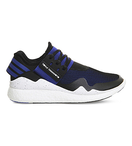 ADIDAS Y3 Retro boost neoprene trainers