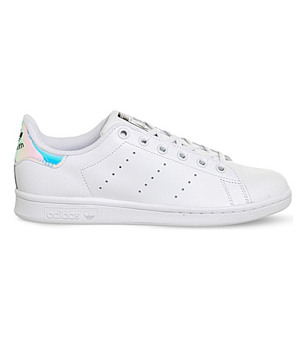 ADIDAS Stan Smith leather trainers (Iridescent