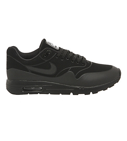 NIKE Air max 1 ultra trainers (Black anthracite