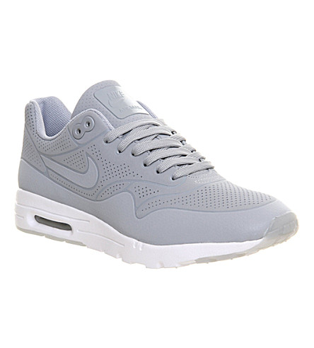 NIKE Air Max 1 Ultra Moire trainers (Wolf grey