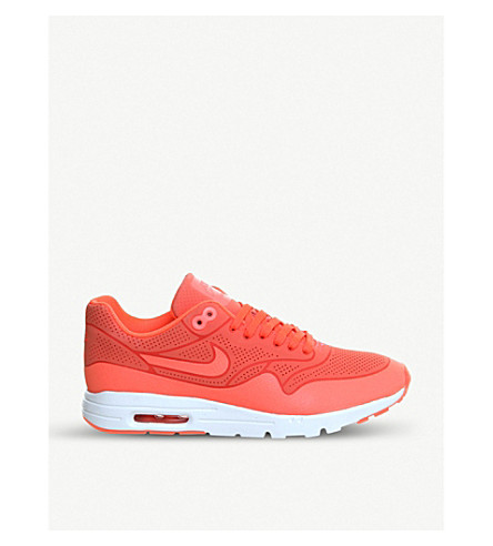 NIKE Air Max 1 Ultra Moire trainers (Hot lava white