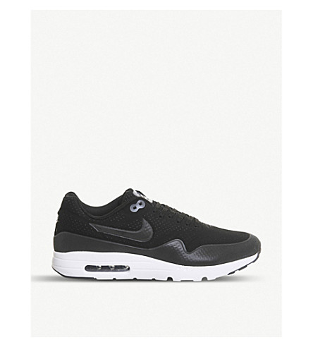 competitive price 8afee 085a4 ... NIKE Air Max 1 Ultra Moire trainers (Black+grey+white. PreviousNext