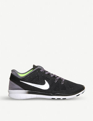 NIKE Free 5.0 fit trainers