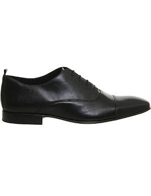 ASK THE MISSUS Leather Oxford shoes