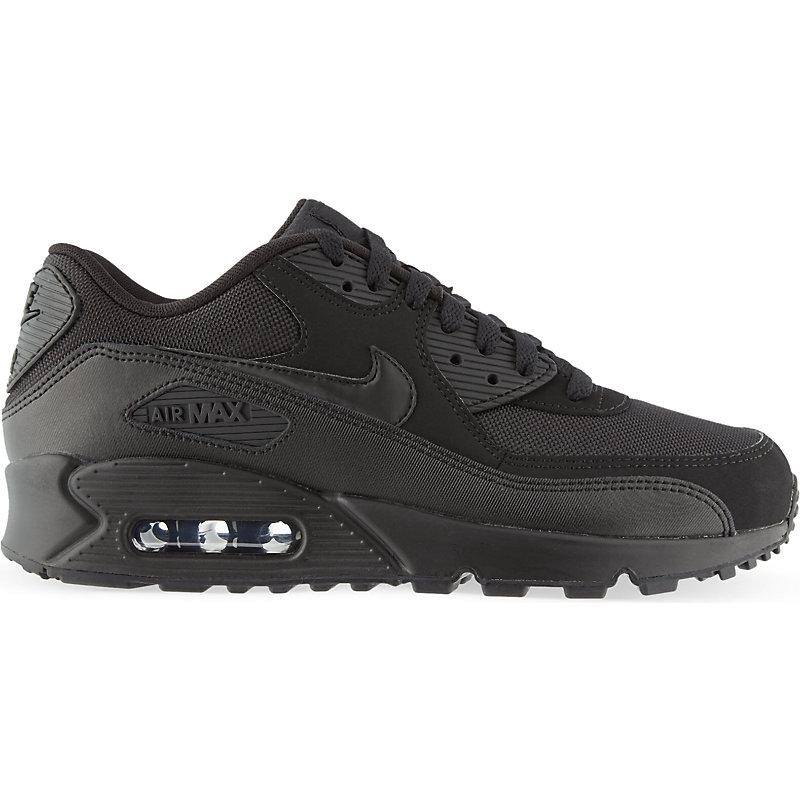 womens nike air max 90 hyperfuse premium casual shoes