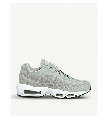 pumice 95 Air trainers Light mesh and leather NIKE Max qHzfz8