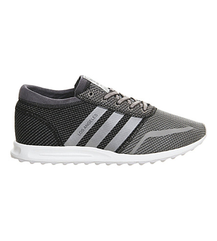 ADIDAS Los Angeles trainers (Grey+white+reflectiv