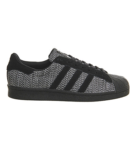 ADIDAS Superstar 1 trainers (Black white black k