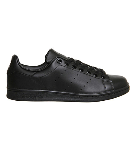 ADIDAS Stan Smith trainers (Core+black+black
