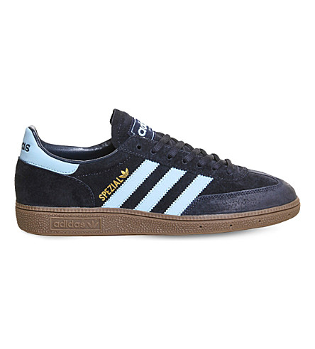 ADIDAS Spezial suede trainers (Navy+argentina+blue
