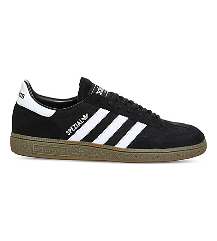 ADIDAS Handball Spezial suede trainers (Black+running+white