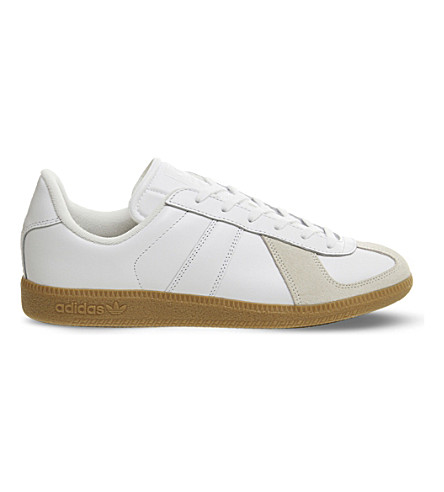ADIDAS BW Army trainers (White+chalk