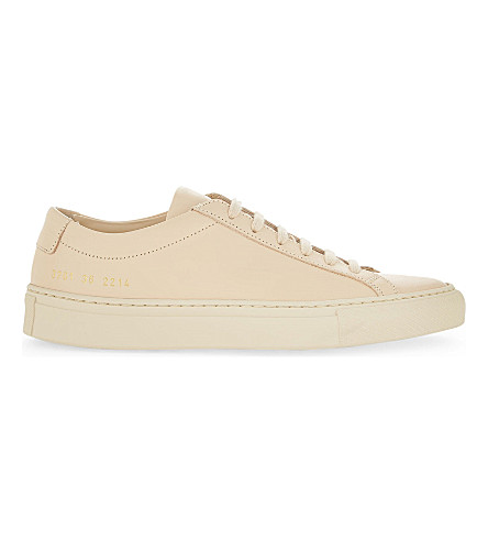 ORIGINAL ACHILLES LEATHER LOW-TOP TRAINERS