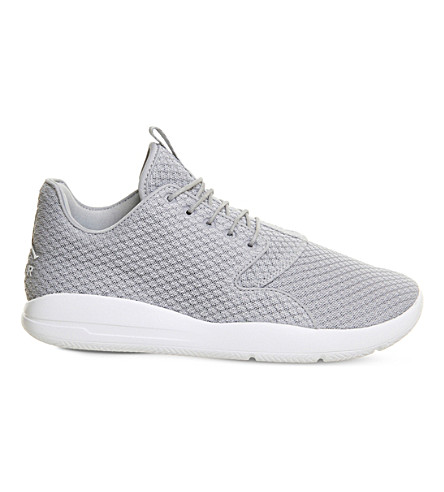 NIKE Air jordan eclipse textile trainers (Wolf+grey