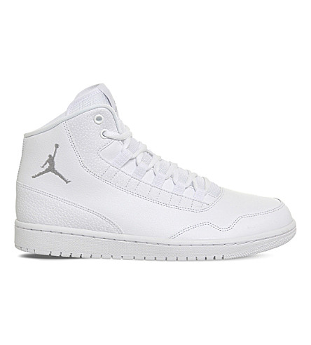 NIKE Jordan Executive high-top sneakers (White wolf grey