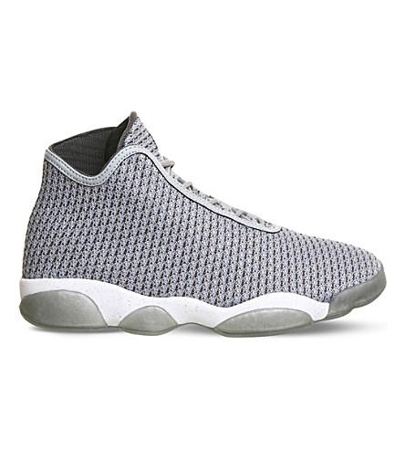 NIKE Jordan Horizon woven mesh trainers (Wolf grey white grey