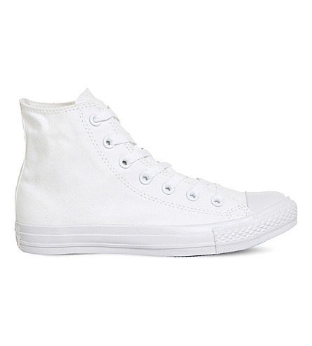 CONVERSE All Star Mono Ox high-tops (White