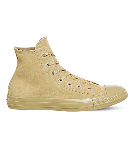 CONVERSE Converse all star hi (Light+fawn+mono