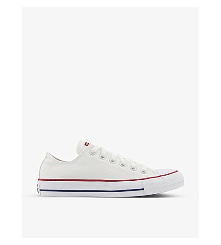 CONVERSE 全明星低运动鞋 (白