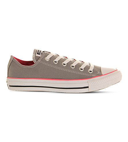 CONVERSE All Star low-top sneakers (Greypink+smu