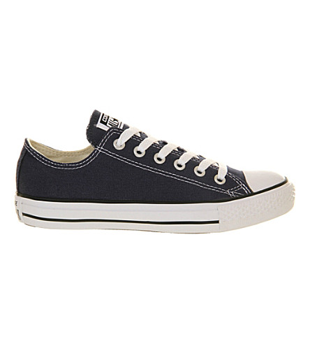 CONVERSE All Star low-top trainers (Navy