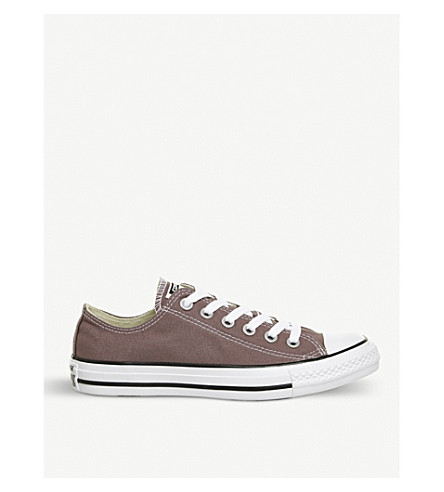 CONVERSE All Star low-top trainers (Saddle