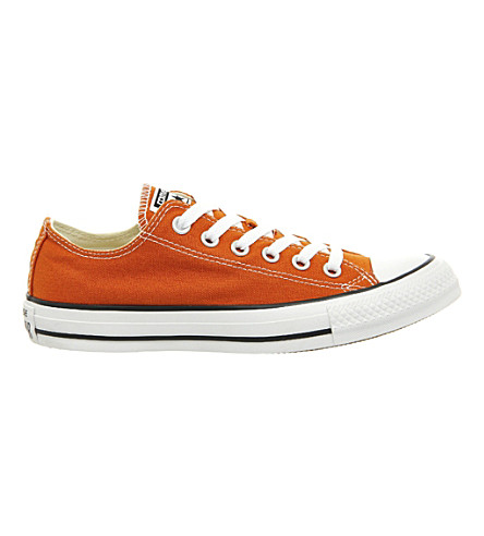 CONVERSE All Star low-top canvas trainers (Red