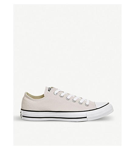 CONVERSE All Star low-top trainers (Barely+rose