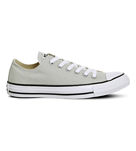 CONVERSE Chuck Taylor All-Star canvas trainers (Light+surplus