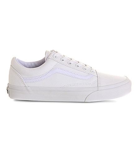 VANS Old Skool trainers (White