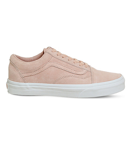 VANS Old Skool suede trainers (Spanish villa suede