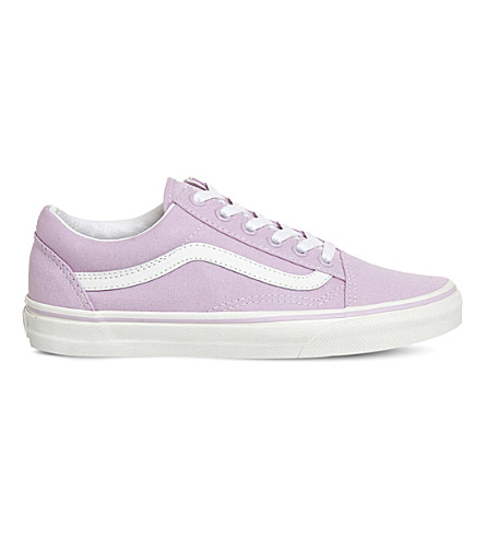 VANS Old Skool canvas low-top trainers (Winsome orchid