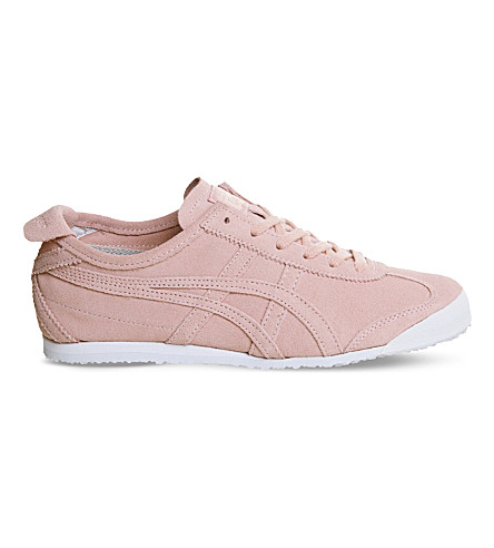 ONITSUKA TIGER Mexico 66 suede trainers (Evening+sand