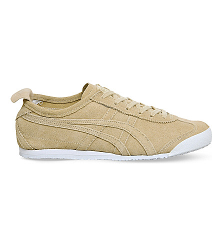 ONITSUKA TIGER Mexico 66 suede trainers (Marzipan