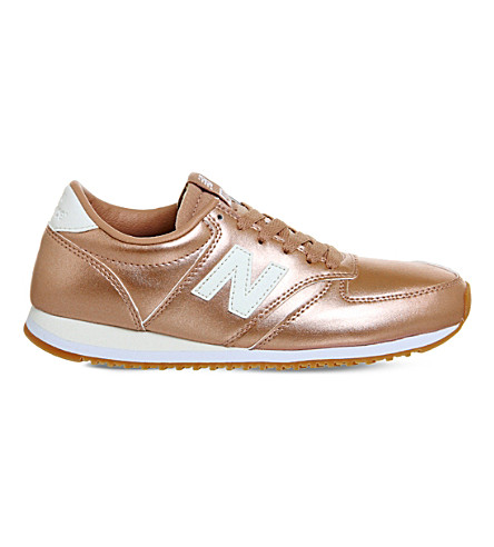 new balance 420 metallic