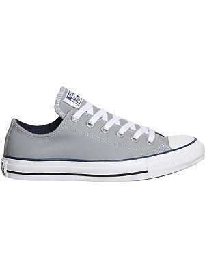 CONVERSE All star low-top leather trainers