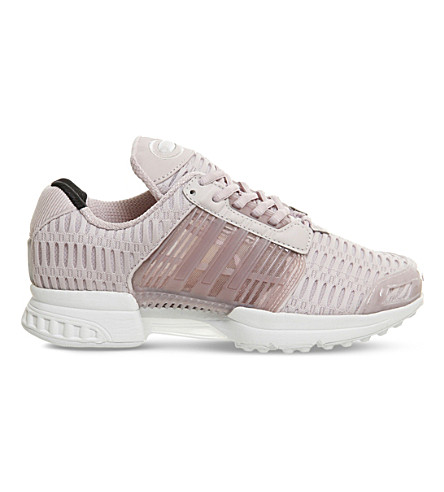 ADIDAS Climacool 1 mesh trainers (Ice purple white