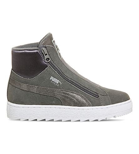 Puma Suede High Trainers Classic Top pgpwYrq