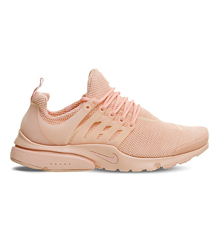 NIKE Air Presto FS mesh sneakers (Artic+orange