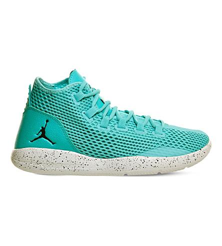 NIKE Jordan reveal (Turquoise white