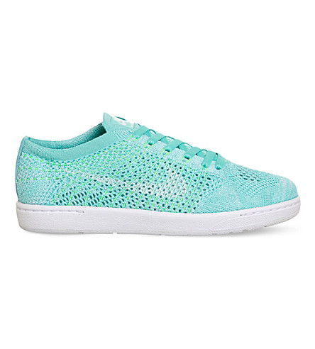 NIKE Tennis Classic Ultra Flyknit trainers (Turquoise white