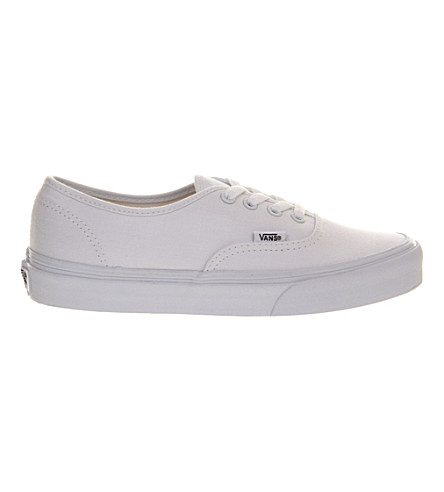 VANS Authentic low-top trainers (True white