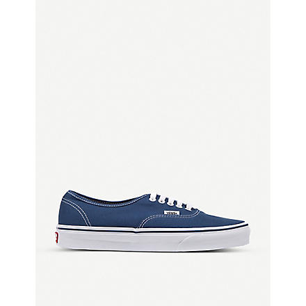 VANS Authentic low top trainers (Navy